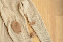 Mending sweaters
