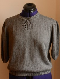 ...and a finished Vintage jumper