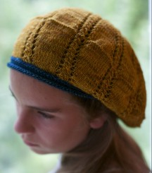 Tussilago Hat, front