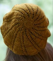 Tussilago Hat, back