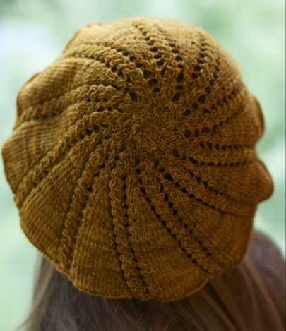 Tussilago Hat, back
