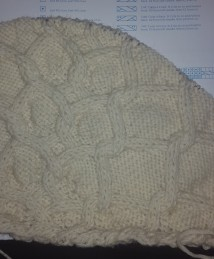 Mystery shawl knit-a-long