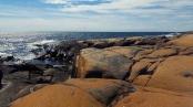 The lovely Norwegian coast!